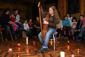 Концерты Кельтской арфы