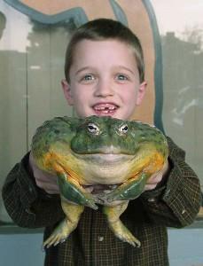 Дети, которые любят ВСЕХ животных