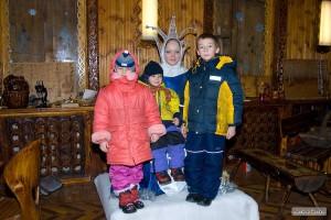 В гостях Снежной Королевы