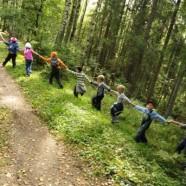 Объявляем набор инструкторов для работы с детскими группами